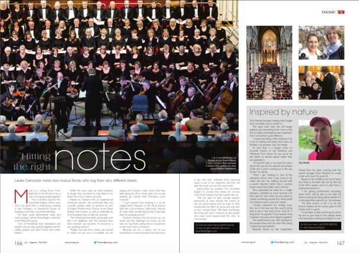 ETC Magazine article
